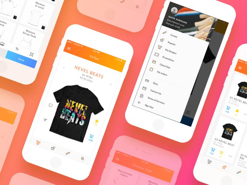 App Redesign Roberto Salodini