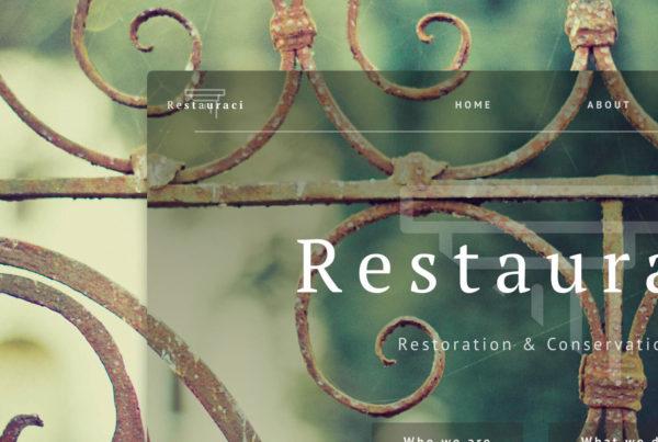 restauraci